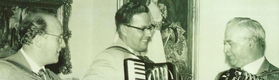 Walter Eriksson – Master Accordionist, Recording Artist & Composer